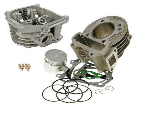 Zylinder Kit 72ccm Sport Benzhou City Star YY50QT Formula 2000 One Retro 50 4T