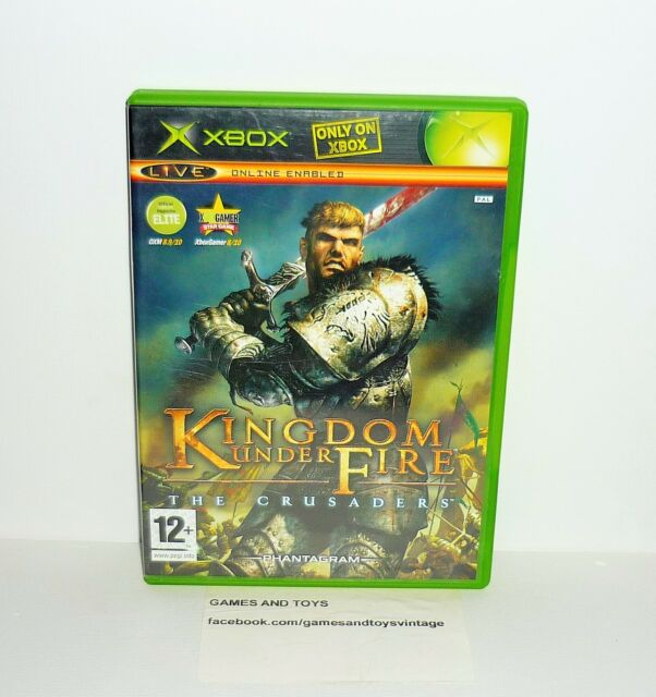 JEU XBOX KINGDOM UNDER FIRE THE CRUSADERS