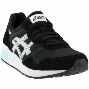 ASICS-Lyte-Trainer-Casual-Training-Shoes-Black-Mens