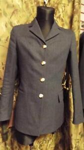 CURRENT-RAF-AIR-FORCE-WRAF-female-Woman-039-s-No1-uniform-SD-Jacket-Cadet-size-8-10