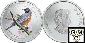 2013-039-American-Robin-039-Colorized-25-Cent-Coin-Oversized-13165