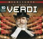 Highlights-Giuseppe Verdi (200 Jahre) von Various Artists (2013)