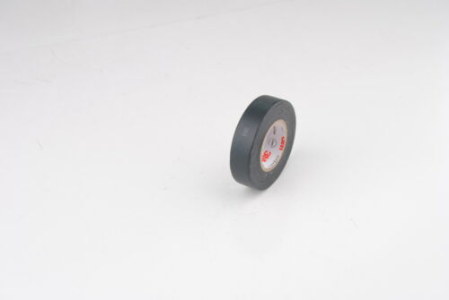 1 reel 20 meters 3M genuine Premier Grade Black Electrical Tape for LED lights
