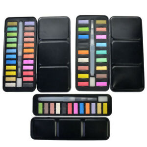 Gift-Artist-Solid-Watercolor-Acrylic-Paint-Set-Paintbrush-Pigment-Oil-Painting