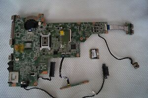 Details about MOTHERBOARD 646177-001 INTEL B950 FOR 15 6