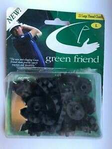 22 HI TEC GREEN FRIEND LARGE THREAD CLEATS