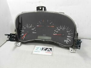 Quadro Strumenti Fiat Punto II 1.9 JTD 63kw 86cv 188A7000 2002 46833457