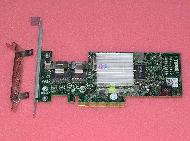 Dell PERC H200 Adapter 8Port 6Gb/s SAS SATA Controller Card=LSI 9211-8I  Original