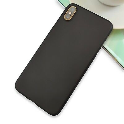 Expressive Ultra Thin Iphone Xs Xr & Xs Max Case 0.1mm Slim Matte Protective Hard Cover