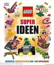 Fachbuch LEGO® Super Ideen, Spiel- und Bauideen für Fans jeden Alters, NEU