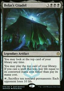 Bolas-039-s-Citadel-FOIL-NM-Release-Promo-Magic-MTG