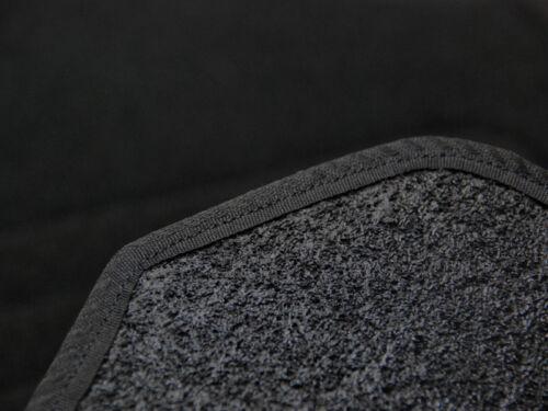 ab Bj Velours Fußmatten VW Caddy 5 Pers 2003 Mit Absatzschoner NEU STD