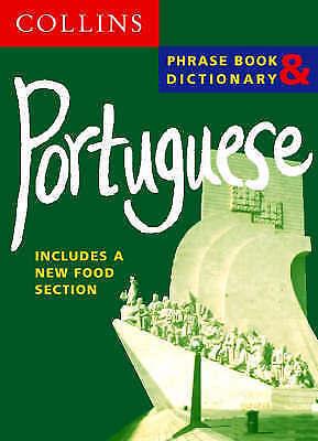HarperCollins Publishers : Collins Portuguese Phrase Book and Dicti