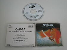 OMEGA/THE HALL OF FLOATERS IN THE SKY(BELLAPHON-BACILLUS 288.09.002) CD ALBUM
