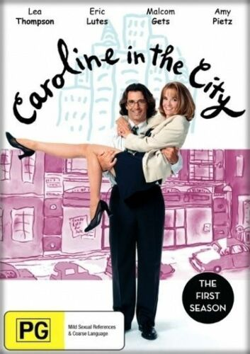 1 of 1 - Caroline In The City : Season 1 (DVD, 2011, 4-Disc Set)