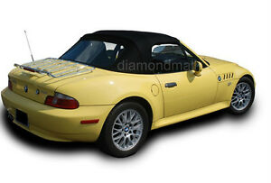 bmw z3 1996 2002 convertible soft top plastic window. Black Bedroom Furniture Sets. Home Design Ideas