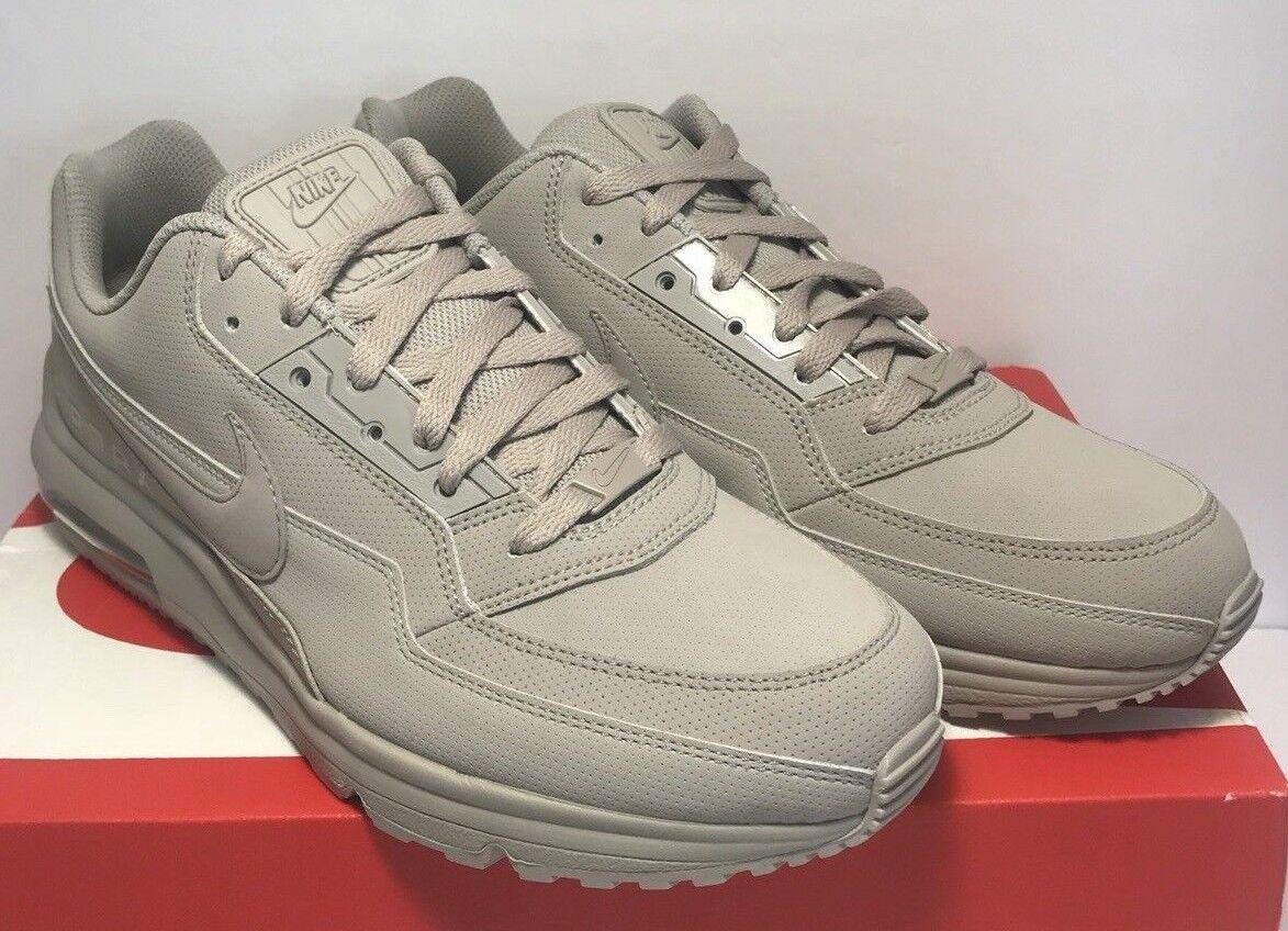 Nike air max Uomo dimensioni da 11,5 ltd 3 ciottoli tan atletico scarpe da dimensioni corsa 5bfb33