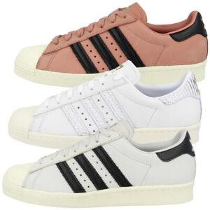 Beste Qualität Adidas Superstar 80s Women Schuhe Damen Retro