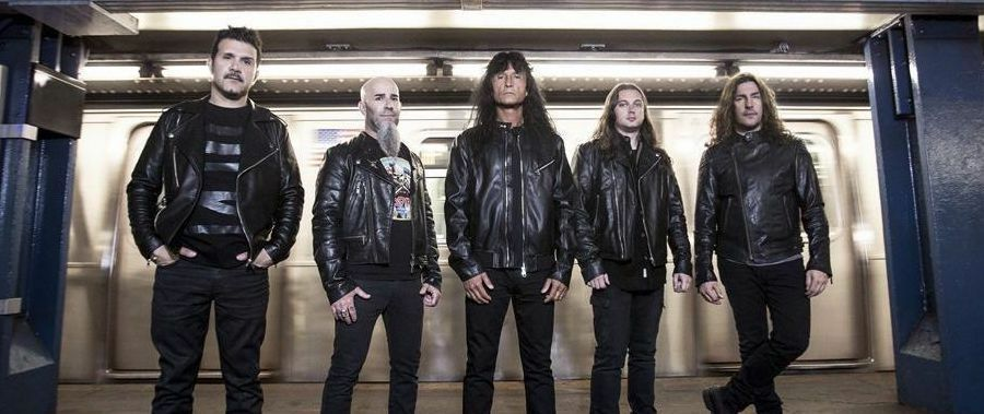 Anthrax and Testament Tickets (18+ Event)