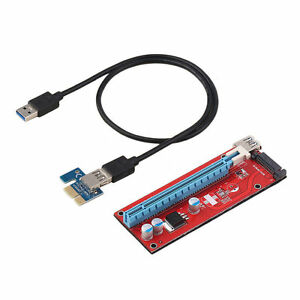 6pin-PCI-E-Express-USB3-0-1x-to-16x-Extender-Riser-Card-Adapter-SATA-Power-Cable