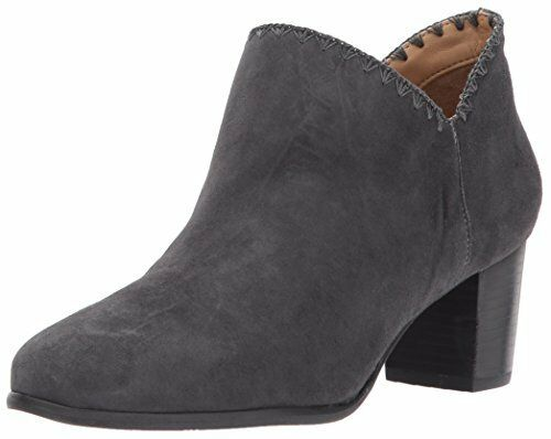 Jack Rogers Damenschuhe Marlow Suede Ankle Bootie- Pick SZ/Farbe.
