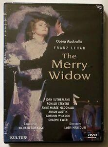The-Merry-Widow-Opera-Australia-Franz-Lehar-DVD-2001-Operetta-in-3-Acts-NEW