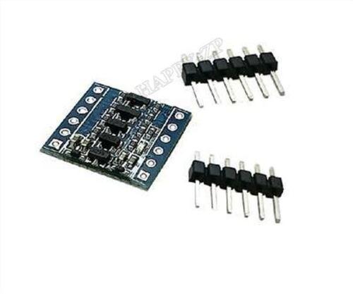 Module Bidirectionnel De Convertisseur De Niveau Logique 2Pcs Iic I2C 5V À 3 ip