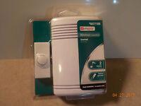 Utilitech White Wireless Doorbell Ut 0077189 2 Different Chimes
