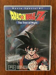 Dragon-Ball-Z-The-Tree-Of-Might-DVD-Region-4-LIKE-NEW