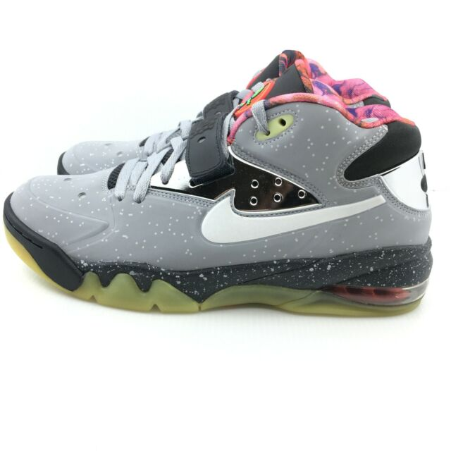 NIKE AIR FORCE MAX 2013 PREMIUM QS AREA 72 ALL STAR WOLF GREY 597799 001 NEW 10