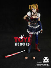 MOMTOYS TS001 SUICIDE SQUAD SUICIDE GIRL HARLEY QUINN 1/6 Preorder