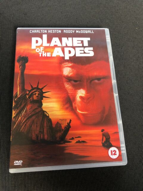 Planet Of The Apes (DVD, 2000)