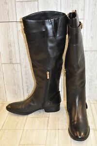 985892bf17d Image is loading Sam-Edelman-Portman-Knee-High-Leather-Riding-Boots-