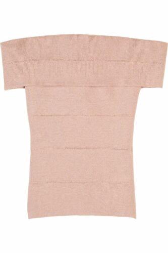 It Mccartney Bandage Stella Top 46 Silk Blend 14 Uk wpqg7Ta