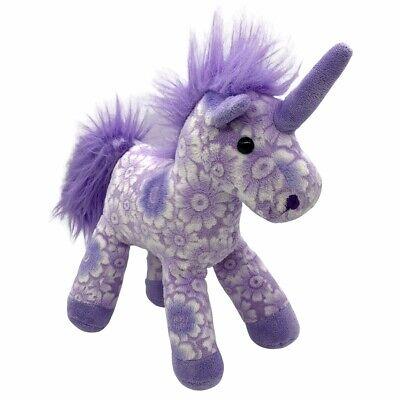 Unicorn Teddy Bear Toys R Us, Toys R Us Unicorn Plush Purple Flowers Horse 12 Soft Stuffed Animal Floral Ebay