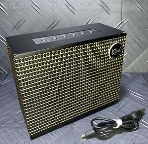 Klipsch Heritage Groove Portable Bluetooth Speaker 20W - Matte Black