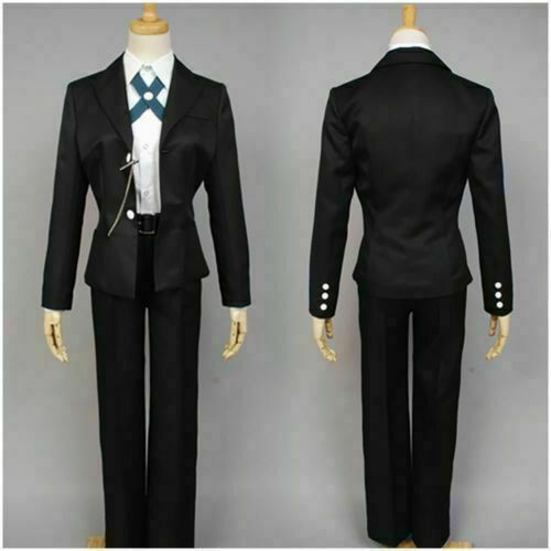 Danganronpa Byakuya Togami Suit Cosplay Costume