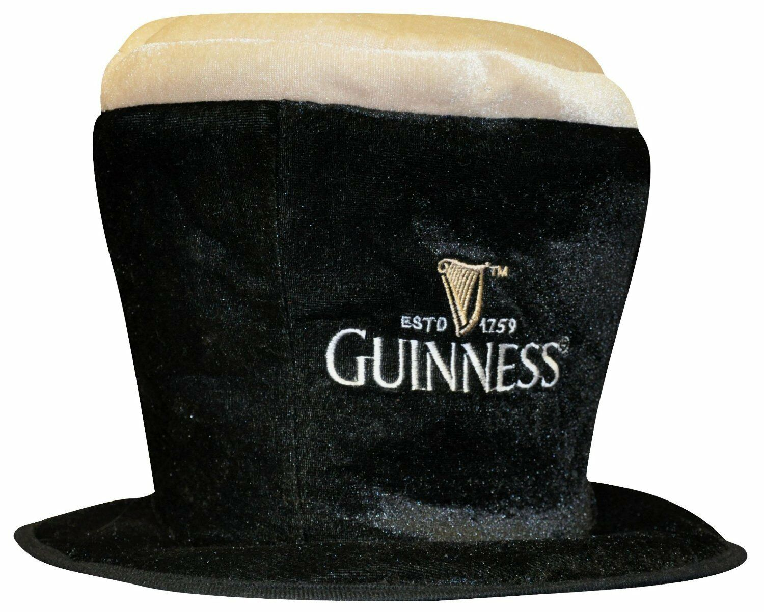 Hat top hat Guinness
