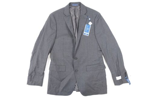 Completa 100 Top Lana Giacca Grey Long 38 Distinction Giacca Nwt Blazer Seacrest Ryan 0xCqSS