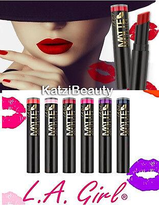 LA GIRL Matte Flat Velvet Lipstick-Choose Color
