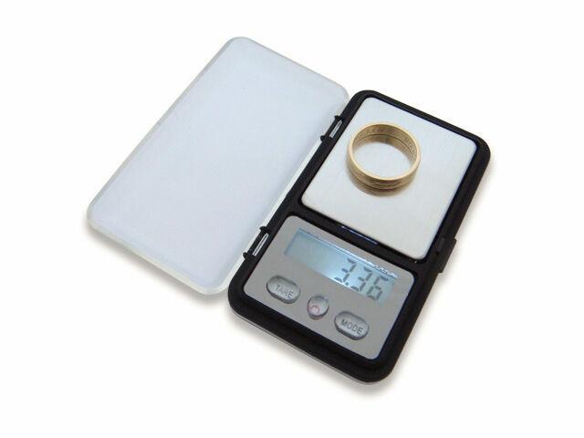 0,01g-200g Feinwaage Goldwaage Taschenwaage Digital Waage Juwelierwaage NEU OVP