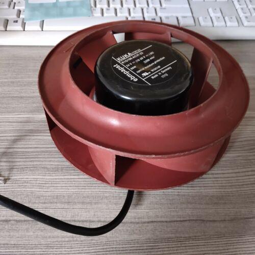 1PC USED Ebmpapst DC vortex centrifugal fan R1G190-AC37-23