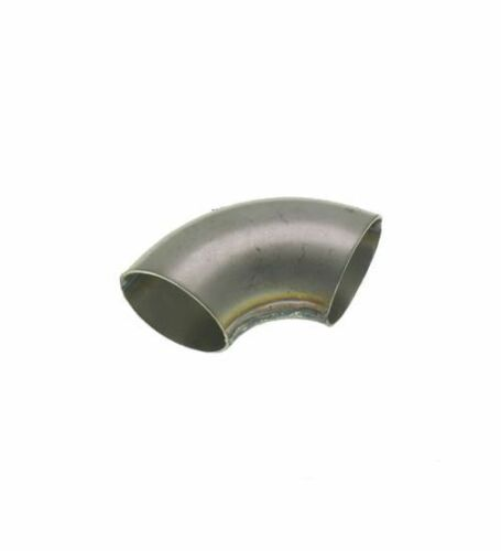 1-3//4/'/' Universal Auspuff Bauteile Schweißbogen 90° Ø 44.5mm Stahl //Edelstahl