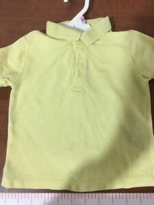 f3b0ea40a NWT ZARA BABY BOY WHITE POLO COLLARED BUTTON SHIRT TOP 12-18 MONTHS ...