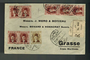1937-Cairo-Egypt-Cover-to-Grasse-France