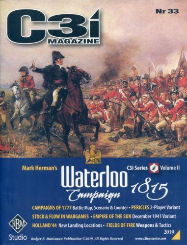 Waterloo C3i 33