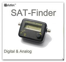 Satelliten-Finder digital + analog,Compass ,HD, HDMI#1