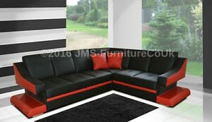 Corner Sofa Bed  VIRAGE   New ___  with LED lighting  ___ Delivery to Scotland - Outside of the, United Kingdom - Corner Sofa Bed  VIRAGE   New ___  with LED lighting  ___ Delivery to Scotland - Outside of the, United Kingdom