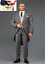 1//6 Gentleman grey Suit Royal Wedding British tuxedo for hot toys coomodel ❶USA❶