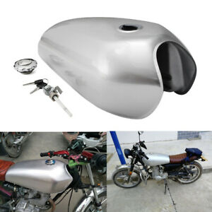 9L-2-4-Gallon-Motorcycle-Fuel-Gas-Tank-Petrol-Cap-For-Honda-CG125-Cafe-Racer-lt